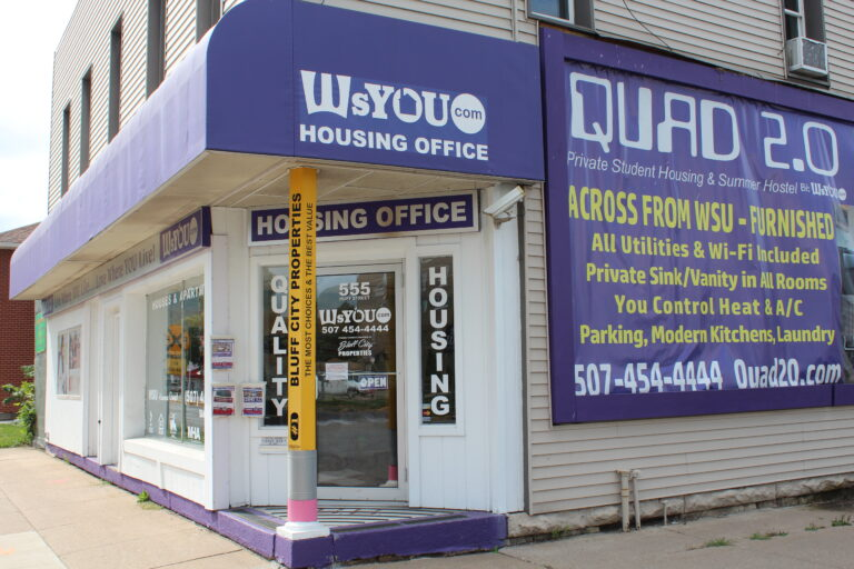 WSYOU and Quad 2.0 Office Winona Rental Properties
